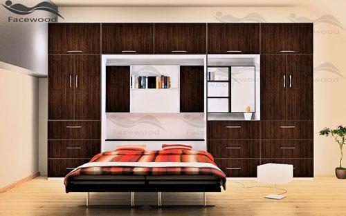 تخت کم جا کمد دار