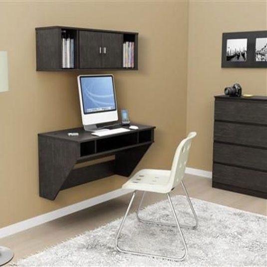 میز دیواری کامپیوتر