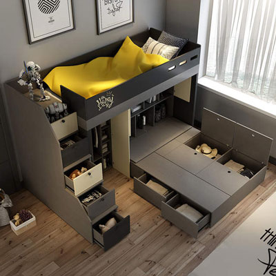 راهنمای خرید تخت خواب دو طبقه